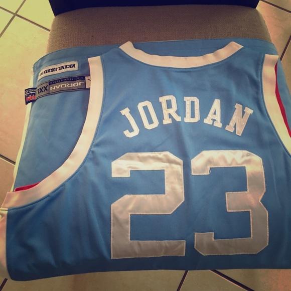 f112bb417e51 Jordan Other - Michael Jordan UNC  USA Reversible Jersey